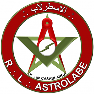 RL Astrolabe Franc-maçonnerie au Maroc